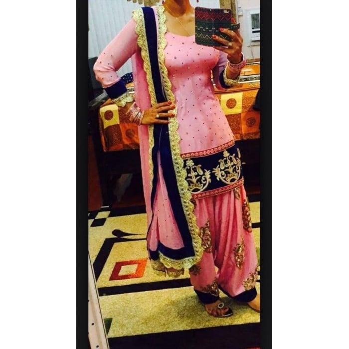 Bridal Designer Suit Salwar