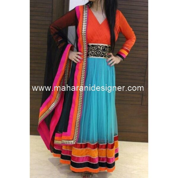 Buy Cheap Anarkali Suit  In Punjab
