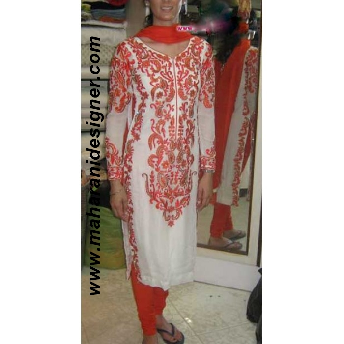 Buy DesignedPajami Suit In Punjab