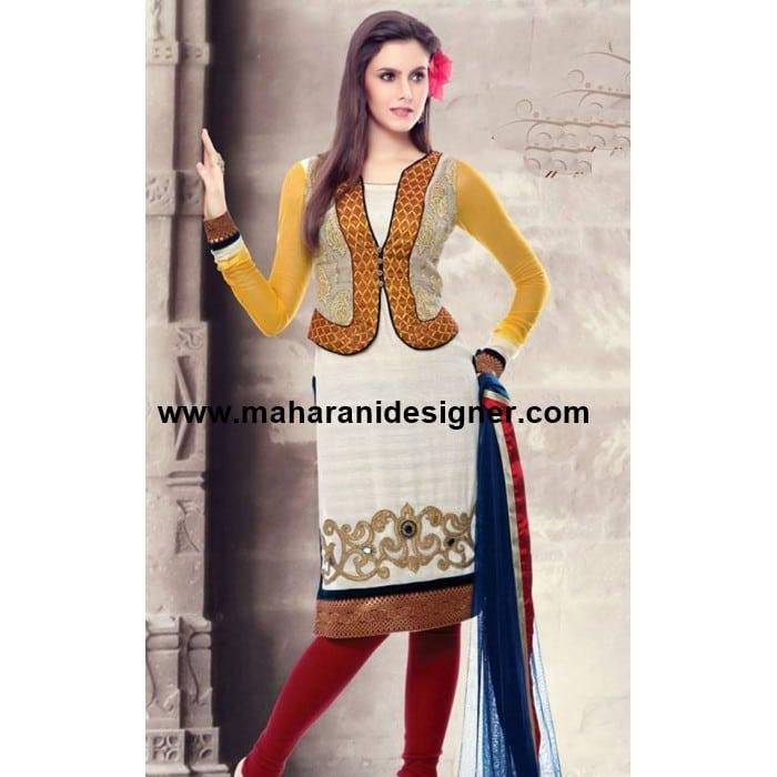 Buy Designer Pajami Suit Punjab