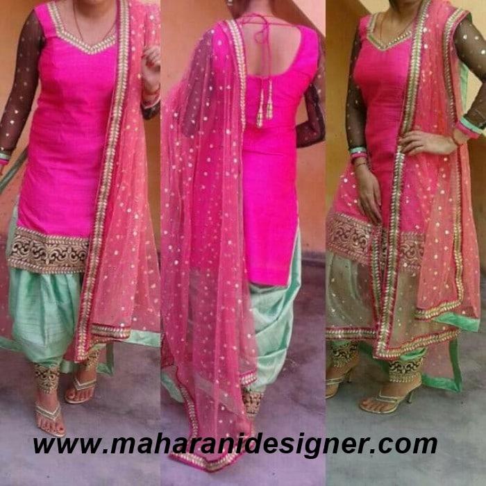 Buy Designer Salwar Suit In Punjab