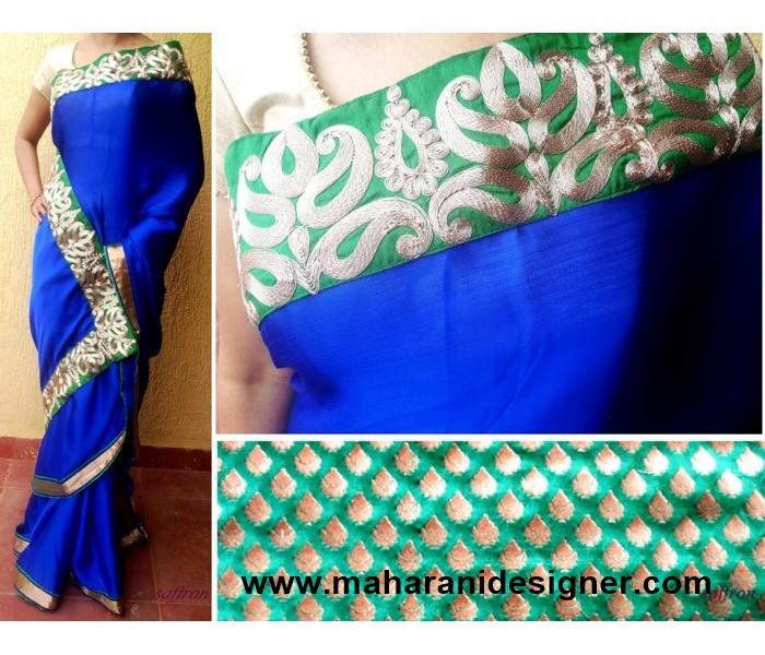 Buy Designer sarees Punjab
