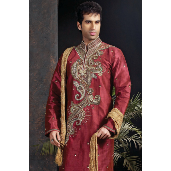 Buy Groom Sherwani  India