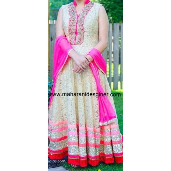 Cheap Anarkali Suit Online