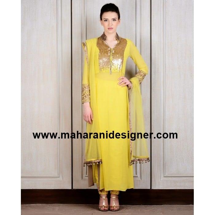 Designer Wear Pajami Suit  India