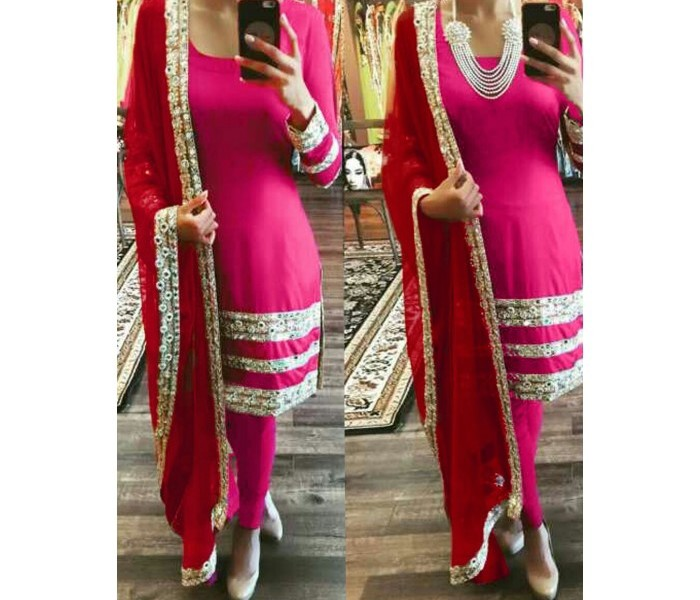 Designer Wear Pajami Suit  Punjab