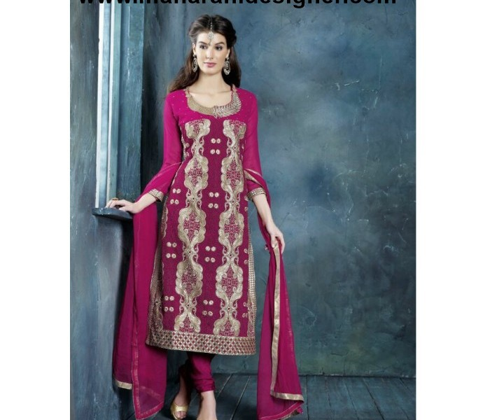 Designer Wear Pajami Suit