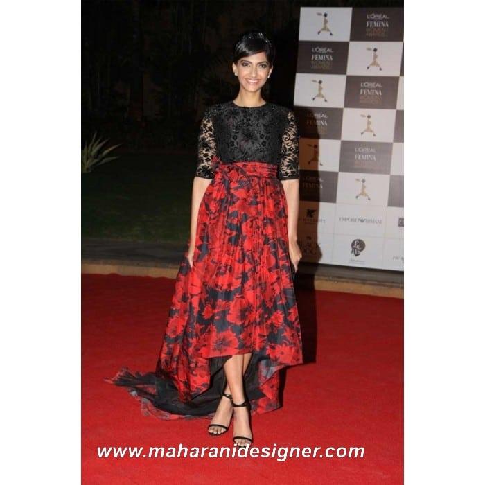 Designer Wear Western Dress India