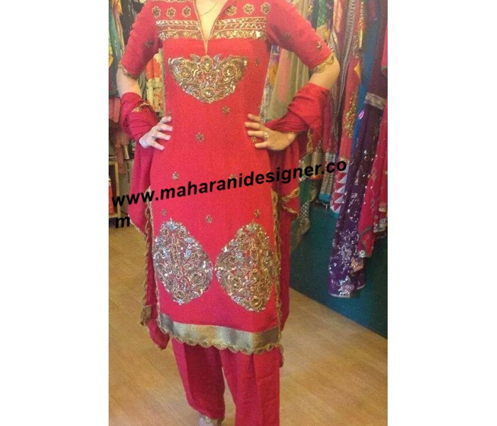 Designer wear Suit Salwar