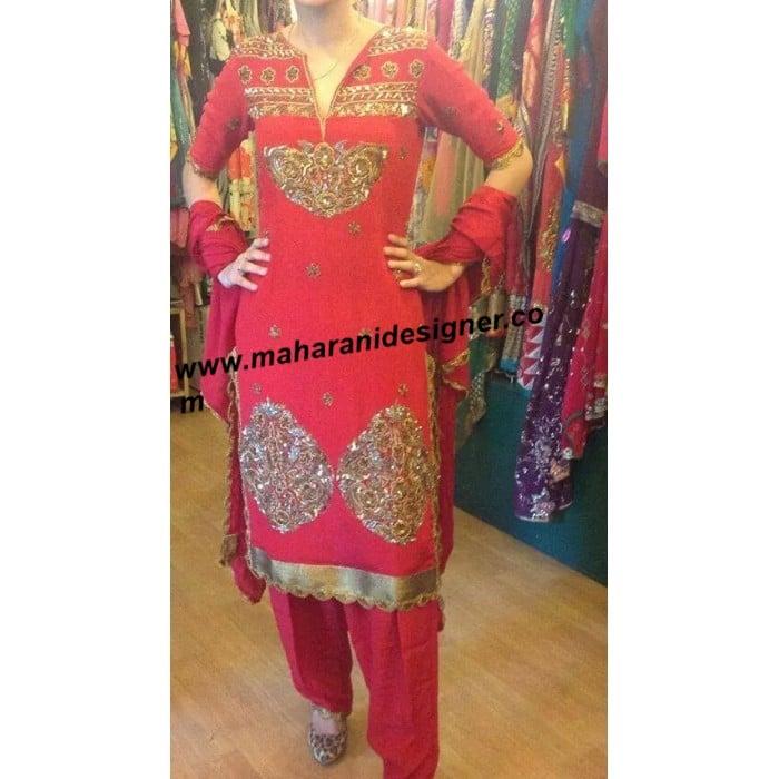 Designer wear Suit Salwar