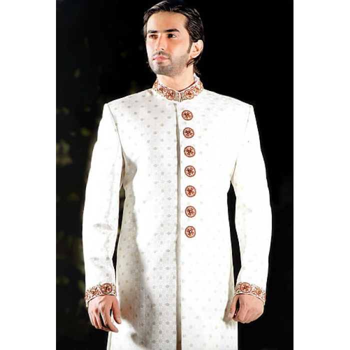 Indo Western Groom Sherwani India -