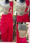 Western Dress georgette HandWork Rs 6000