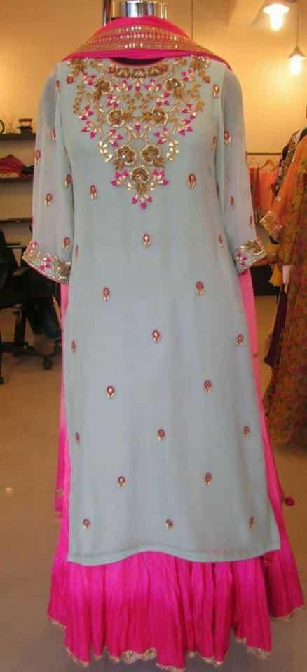 Designer boutique in nakodar best plazo suit in nakodar for Best designer boutique