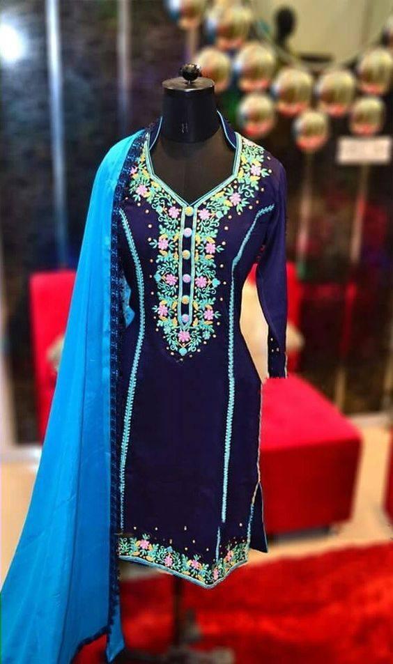 Designer boutique in patiala best designer boutique in for Indian punjabi kothi designs