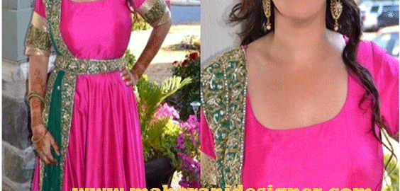 Designer-dress