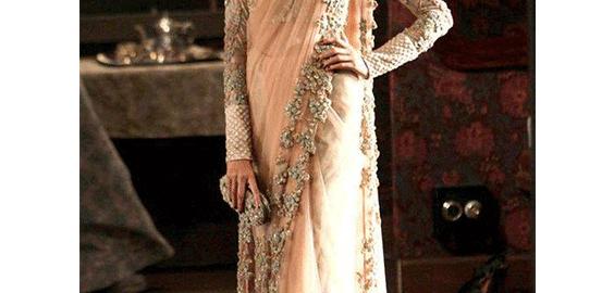 Designer-saree