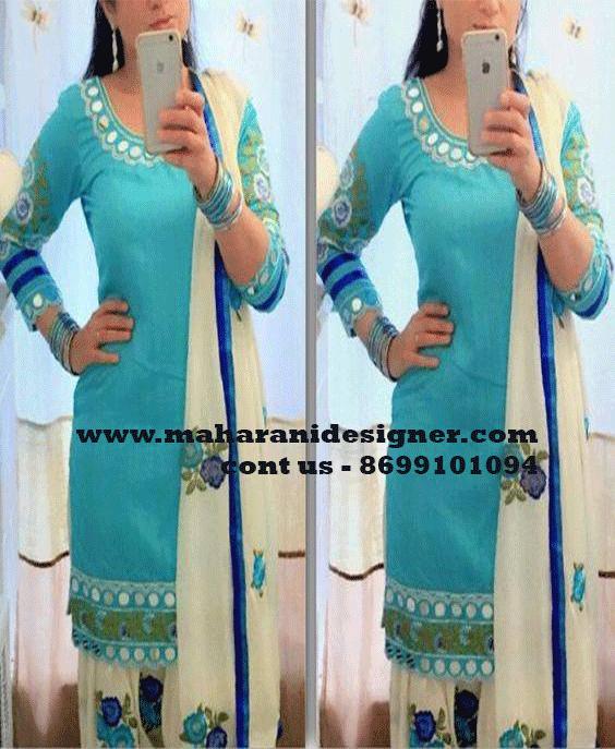 Mirron-work-salwar-suit