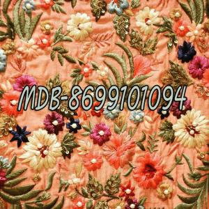 MDB - 742 (Machine work or Hand work Designe )