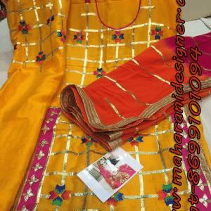 MDB - 2478 ( Designer Salwar suit )