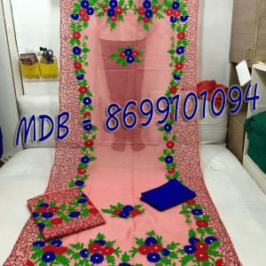 MDB - 404 (Machine work or Hand work Designe )