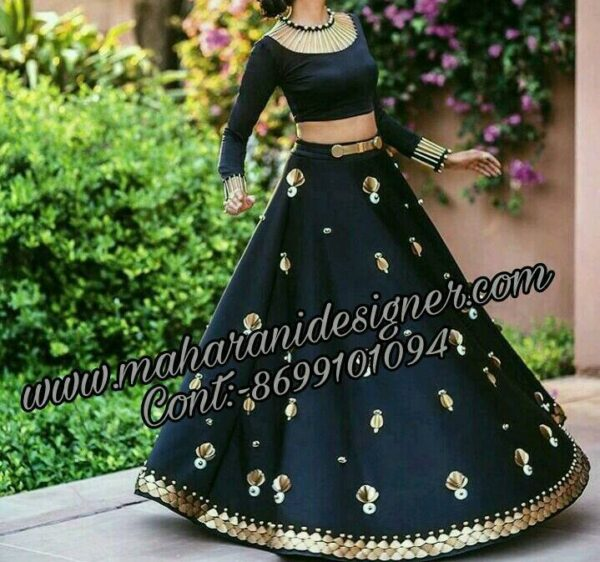 MDB - 0260 ( Designer Lehenga In India )