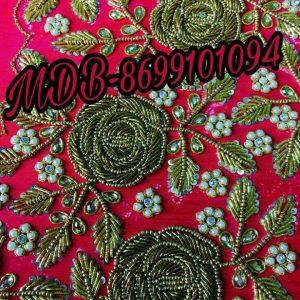 MDB - 102 (Machine work or Hand work Designe )