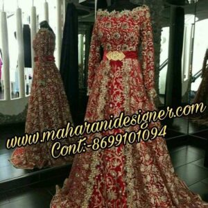 MDB - 145 ( Designer Reception dress )