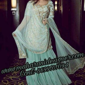 MDB - 149 ( Designer Bridal sharara suit )