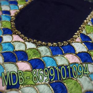 MDB - 304 (Machine work or Hand work Designe )