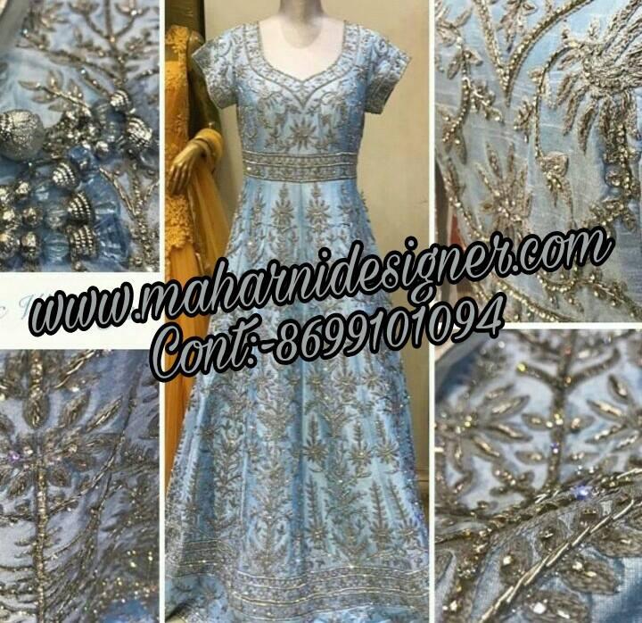 MDB - 4478 ( Designer Receptional Dress )