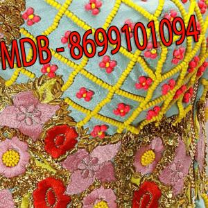 MDB - 307 (Machine work or Hand work Designe )