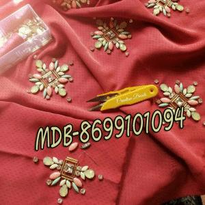 MDB - 201 (Machine work or Hand work Designe )