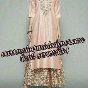 punjabi boutique style suits, Plazzo Suits