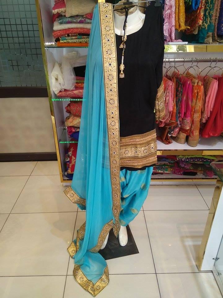 designer boutique dresses, designer salwar suits 2017