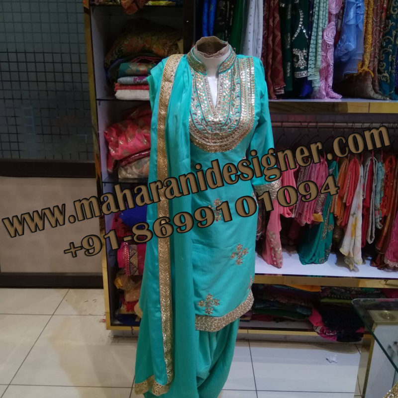 designer boutique suits, Designer Salwar Suits