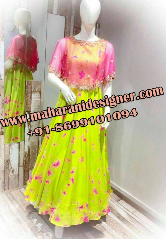best boutique in chandigarh, anarkali dresses