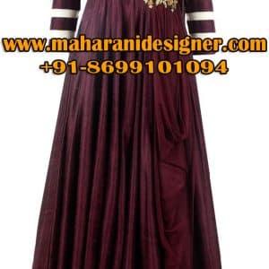 delhi designer boutiques online, long gowns