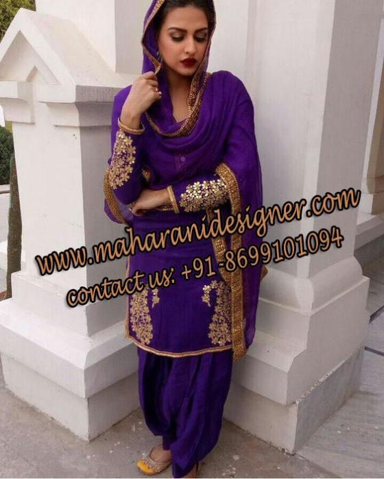 boutiques-in-jalandhar, Designer Salwar Suit