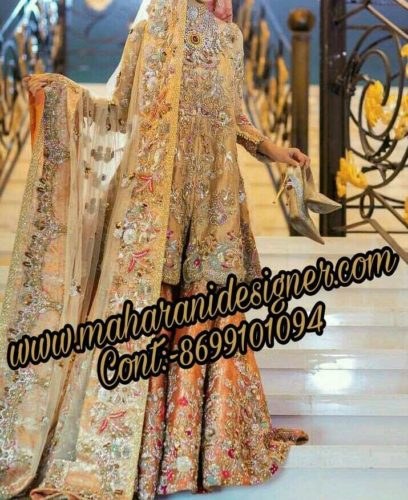 boutique in moonak , bridal lehenga