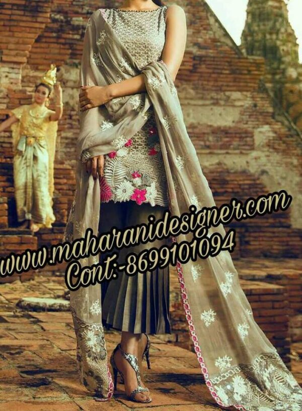 boutique in mohali , pajami suit long