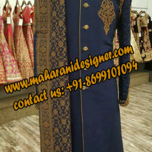 designer boutiques in ambala , sherwani collection