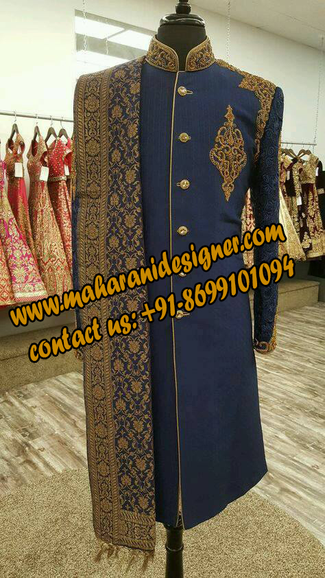 designer boutiques in ambala , sherwani collection
