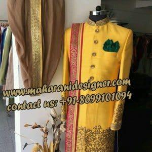 boutiques in bathinda , designer sherwani