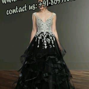boutique on facebook in bathinda , designer gowns