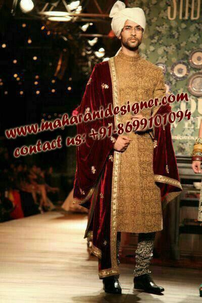 Best Sherwani designes , famous boutiques in amritsar