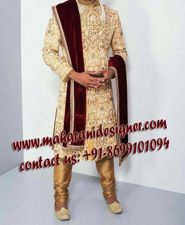 famous boutique in punjab , best sherwani