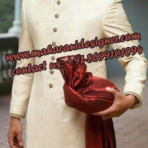 famous boutiques in ludhiana , sherwani for men , Maharani Designer