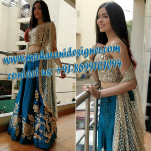 bridal gowns indian , famous boutiques in nawanshahr