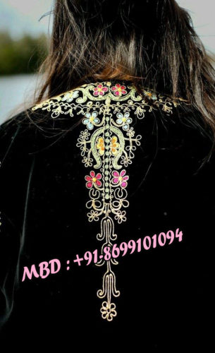 latest neck design , famous designer boutiques in mohali