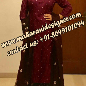 boutique in rupnagar , long pajami suits